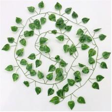 Лиана из листьев