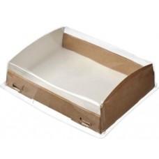 200x100x40 Коробка для подарков с прозрачным куполом