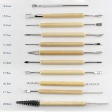 Набор инструментов для скульптуры 11 шт