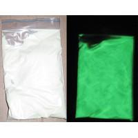 Краситель светящийся неон зеленый, порошок 1 грамм