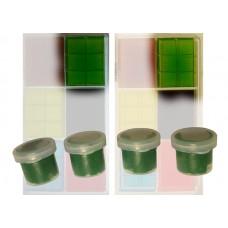 Color-Dream, классический зеленый пигментный краситель для мыла пастообразный, 5 мл