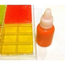 Colorant-Dream, оранжевый пигментный краситель для мыла жидкий