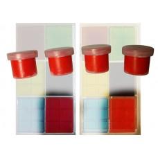 Color-Dream, красный пигментный краситель для мыла пастообразный, 5 мл