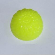 Желтый флюор, краситель для мыла неоновый 15 мл