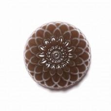 Горький шоколад, краситель для мыла 15 мл