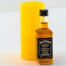 Бутылочка 3D, форма силиконовая