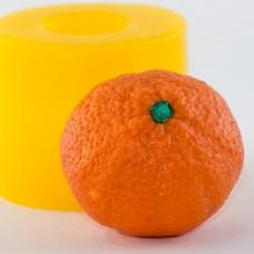Мандарин 2 3D, форма силиконовая