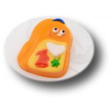Ранец, форма для мыла