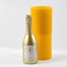 Шампанское 3D, форма силиконовая