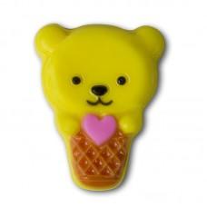 Мороженое Мишка, форма для мыла