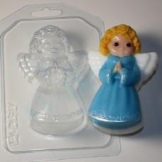 Ангелочек, форма для мыла