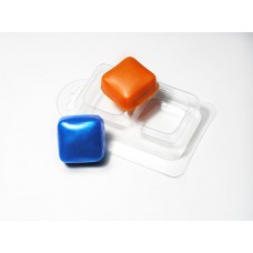 Квадратики, форма для мыла