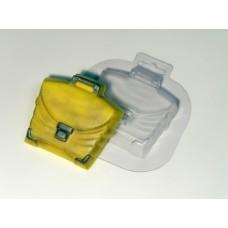 Портфель, форма для мыла