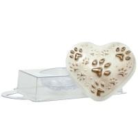 Собачье сердце, форма для мыла
