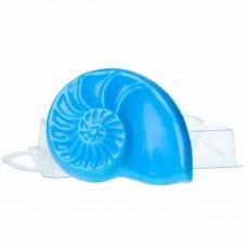 Ракушка спирулина, форма для мыла