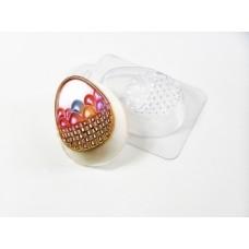 Корзина с яйцами, форма для мыла