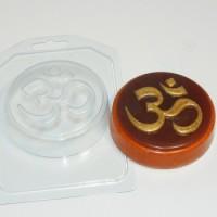 Ом - Круг, форма для мыла