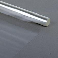 Пленка прозрачная (цветочная) 70 см, м