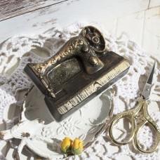 Швейная машина, форма для мыла