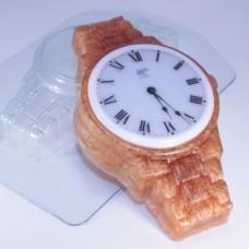 Часы 50 мм, форма для мыла