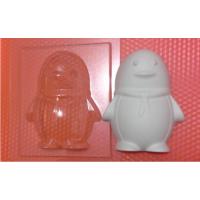 105 - Пингвин, форма для мыла