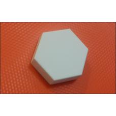 152 - Шестигранник, форма для мыла