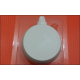 225 - Новогодний шар п/к, форма для мыла