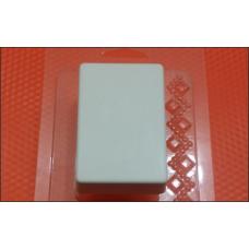 229 - Брусок мини, форма для мыла