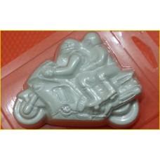 272 - Мото КЛУБ, форма для мыла