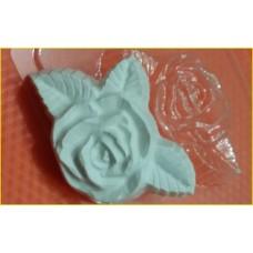 284 - Розочка, форма для мыла
