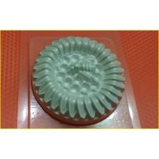 288 - Цветочный мёд, форма для мыла