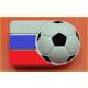 295 - Футбол в России, форма для мыла