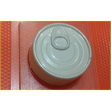 356 - Баночка икры, форма для мыла