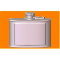 376 - Фляжка, форма для мыла