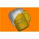 392 - Кружка пива, форма для мыла