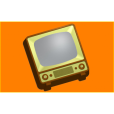 398 - Телевизор, форма для мыла