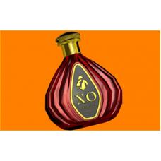 540 - Коньяк ХО, форма для мыла