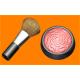 555 - Румяна и кисть, форма для мыла