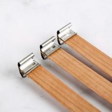 Держатель для деревянного фитиля
