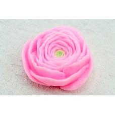 Ранункулюс, форма для мыла 3D