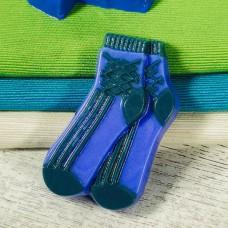 Носки, форма для мыла