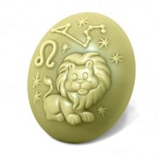 Лев зодиак, форма для мыла