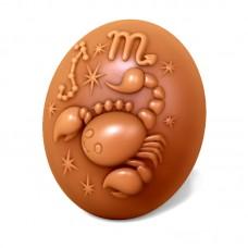Скорпион зодиак, форма для мыла