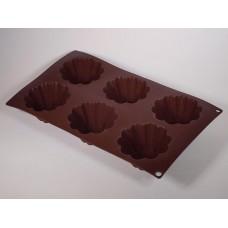 Кексы, форма силиконовая