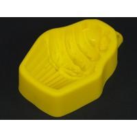 Ягодный маффин, форма силиконовая