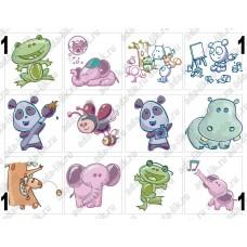 Картинки для мыла DoodleBoos