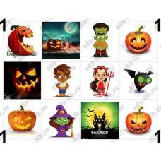 Хеллоуин, картинки для мыла