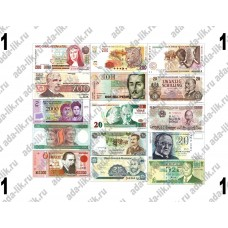 Банкноты, картинки для мыла