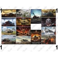 World of Tanks, WOT, Мир танков, герои игр, картинки для мыла