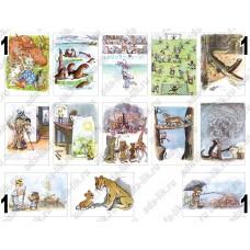 Иллюстрации Сутеева, картинки для мыла
